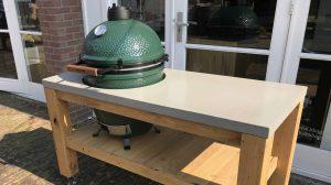 Natuursteen-Werkblad-Big-Green-Egg